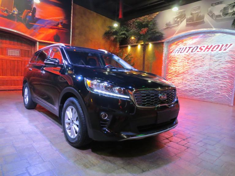 Used 2019 Kia Sorento EX AWD - 7 Pass, Htd Lthr & Steering! for sale $25,800 at Auto Show Sales and Finance in Winnipeg MB R3Y 1G5 1