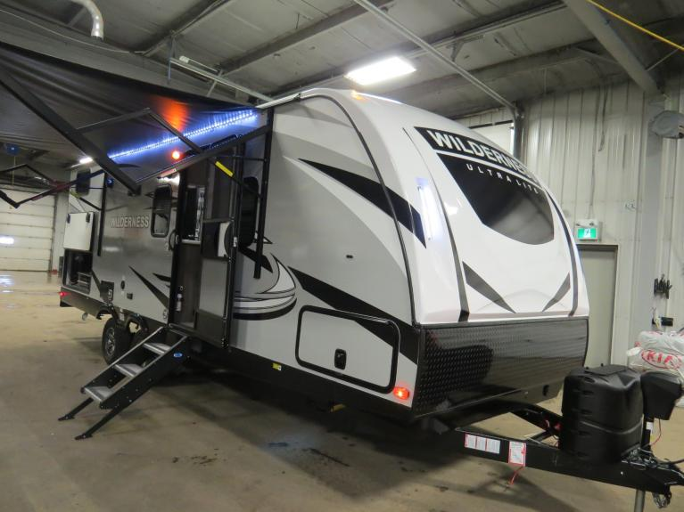 New 2020 WILDERNESS 2475BH ** EXTREME HIGH QUALITY CONSTRUCTION!! ** for sale $32,600 at Auto Show Sales and Finance in Winnipeg MB R3Y 1G5 2