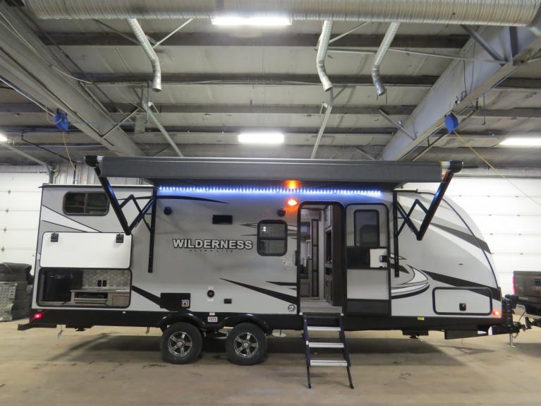 New 2020 WILDERNESS 2475BH ** EXTREME HIGH QUALITY CONSTRUCTION!! ** for sale $32,600 at Auto Show Sales and Finance in Winnipeg MB R3Y 1G5 1