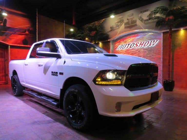 Used 2018 Ram 1500 4x4 Hemi Sport - NIGHT EDITION for sale Sold at Auto Show Sales and Finance in Winnipeg MB R3Y 1G5 2