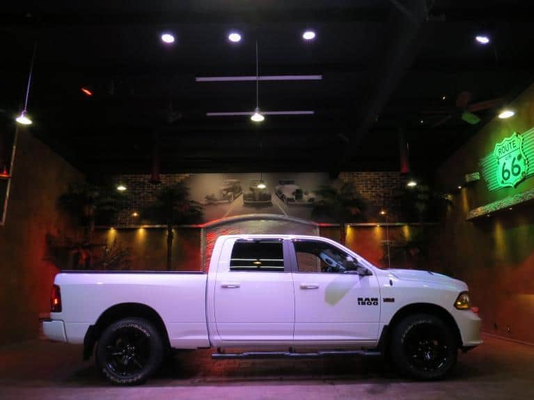 Used 2018 Ram 1500 4x4 Hemi Sport - NIGHT EDITION for sale $36,800 at Auto Show Sales and Finance in Winnipeg MB