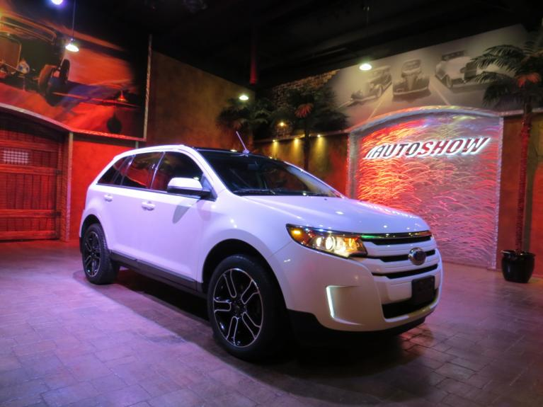 Used 2014 Ford Edge SEL 4WD - Pano Roof, Nav & Htd Lthr for sale $23,866 at Auto Show Sales and Finance in Winnipeg MB R3Y 1G5 2