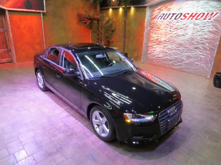 Used 2014 Audi A4 2.0T Premium AWD M/T w/ S.Roof! for sale $15,800 at Auto Show Sales and Finance in Winnipeg MB R3Y 1G5 2