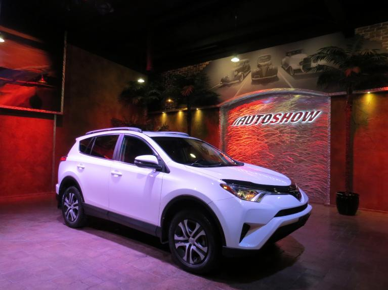 Used 2017 Toyota RAV4 ** PRISTINE RAV 4 LE EDITION for sale $25,800 at Auto Show Sales and Finance in Winnipeg MB