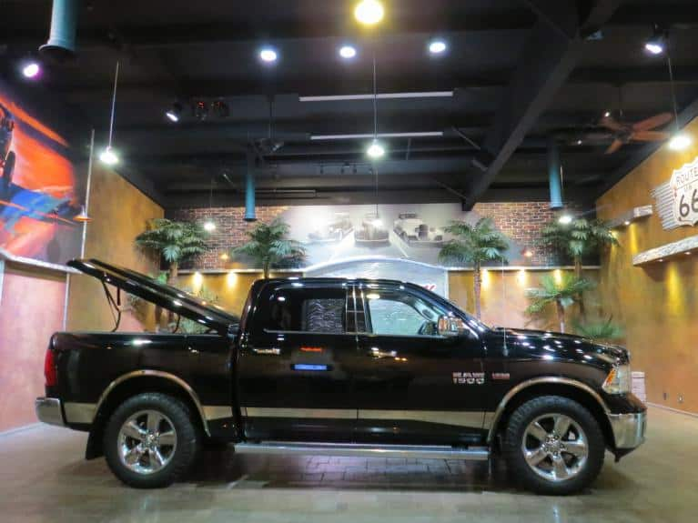 Used 2013 Ram 1500 ** ACCESSORIZED AND LOADED  BIG HORN!! ** for sale Sold at Auto Show Sales and Finance in Winnipeg MB R3Y 1G5 2