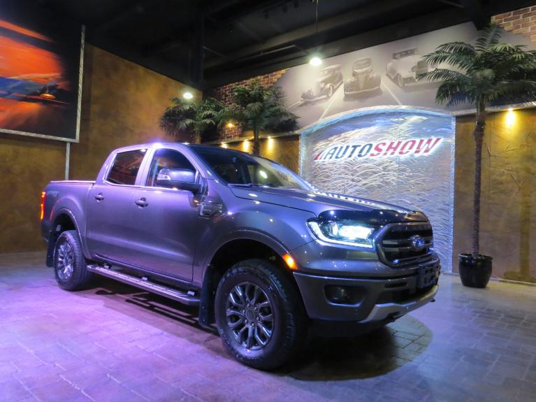 Used 2019 Ford Ranger Lariat 501A Sport Tech - B&O, Nav, Htd Lthr!! for sale $42,600 at Auto Show Sales and Finance in Winnipeg MB R3Y 1G5 2