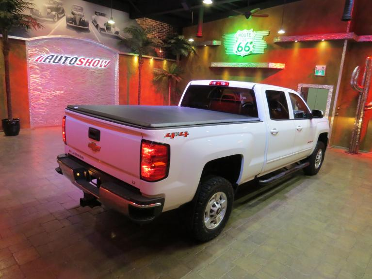 Used 2018 Chevrolet Silverado 2500HD LT Crew - R.Start, Big Screen, Rev. Cam for sale $37,600 at Auto Show Sales and Finance in Winnipeg MB