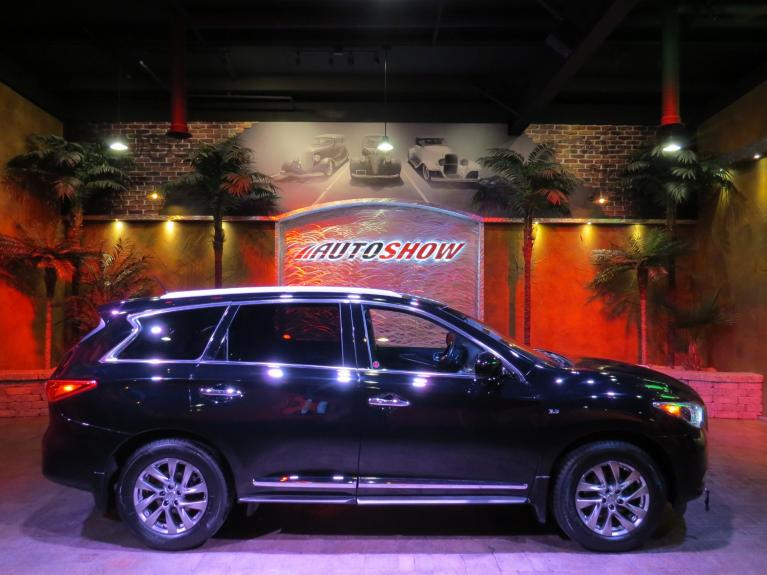 Used 2015 INFINITI QX60 AWD - Htd Lthr, S.Roof, Tow Pkg!! for sale $28,990 at Auto Show Sales and Finance in Winnipeg MB R3Y 1G5 2