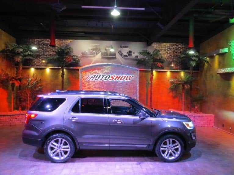 Used 2016 Ford Explorer Limited - Upgraded like Platinum!! for sale $27,600 at Auto Show Sales and Finance in Winnipeg MB R3Y 1G5 2