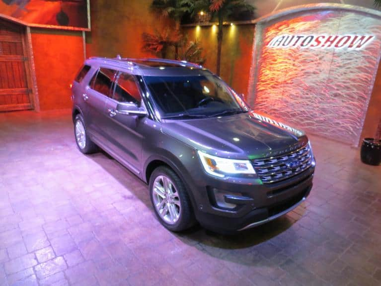 Used 2016 Ford Explorer Limited / Platinum 4x4 - NOW ON SALE!! for sale $25,600 at Auto Show Sales and Finance in Winnipeg MB