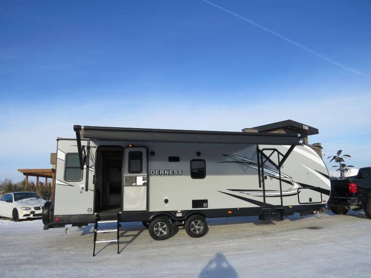 New 2020 Wilderness 2500RL 25 ft. - Big Pwr Slide, Fibreglass Construction! for sale $35,775 at Auto Show Sales and Finance in Winnipeg MB