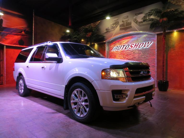 Used 2015 Ford Expedition Max Limited - DVD, S.Roof, Nav, Everything! for sale $33,600 at Auto Show Sales and Finance in Winnipeg MB R3Y 1G5 2