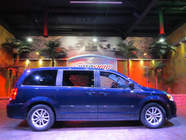 Used 2016 Dodge Grand Caravan SXT Plus - Pwr Sldrs, B.Up Cam, Nav! for sale $16,388 at Auto Show Sales and Finance in Winnipeg MB R3Y 1G5 2