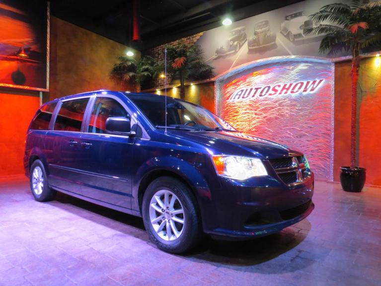 Used 2016 Dodge Grand Caravan SXT Plus - Pwr Sldrs, B.Up Cam, Nav! for sale $16,388 at Auto Show Sales and Finance in Winnipeg MB R3Y 1G5 1