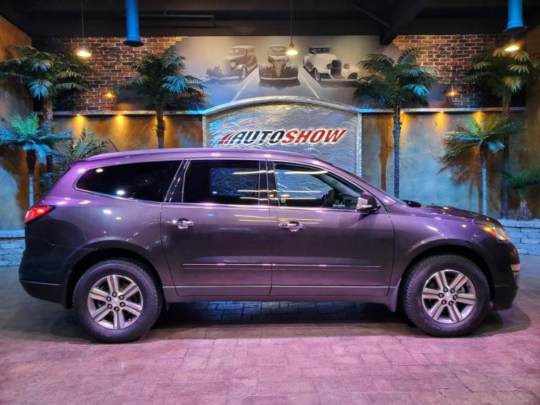 Used 2017 Chevrolet Traverse 2LT - Htd Lthr, Pano Roof, Bose! for sale $24,975 at Auto Show Sales and Finance in Winnipeg MB R3Y 1G5 1