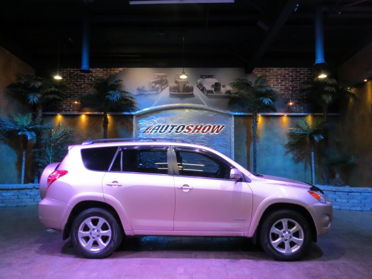 Used 2009 Toyota RAV4 4x4 Limited - Low K & Immaculate!! for sale $16,800 at Auto Show Sales and Finance in Winnipeg MB R3Y 1G5 2