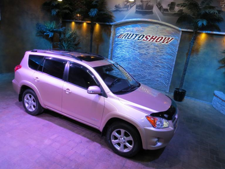 Used 2009 Toyota RAV4 4x4 Limited - Low K & Immaculate!! for sale $16,800 at Auto Show Sales and Finance in Winnipeg MB