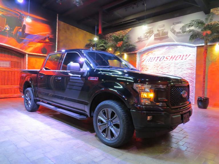 Used 2018 Ford F-150 Sport w/ Graphics, Pano Roof, Nav!! for sale $39,975 at Auto Show Sales and Finance in Winnipeg MB R3Y 1G5 2