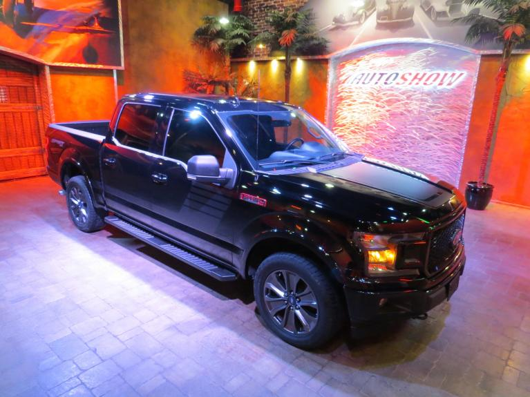 Used 2018 Ford F-150 Sport w/ Graphics, Pano Roof, Nav!! for sale $39,975 at Auto Show Sales and Finance in Winnipeg MB