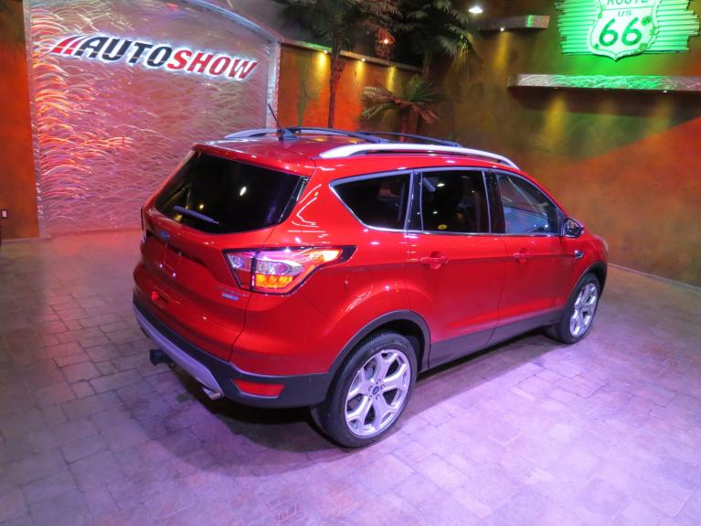 Used 2018 Ford Escape Titanium 4WD - Nav, Pano Roof, ON SALE!! for sale $24,996 at Auto Show Sales and Finance in Winnipeg MB R3Y 1G5 2