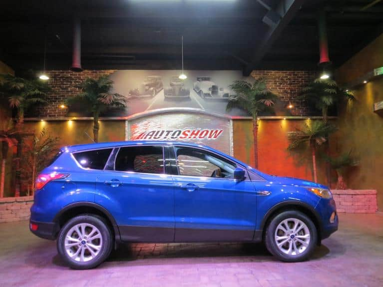 Used 2017 Ford Escape SE 4WD Turbo - Htd Seats & B.Up Cam! for sale $18,875 at Auto Show Sales and Finance in Winnipeg MB R3Y 1G5 2