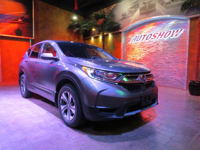 Used 2018 Honda CR-V LX AWD - Htd Seats, B.Up Cam, R.Start! for sale $24,800 at Auto Show Sales and Finance in Winnipeg MB R3Y 1G5 2