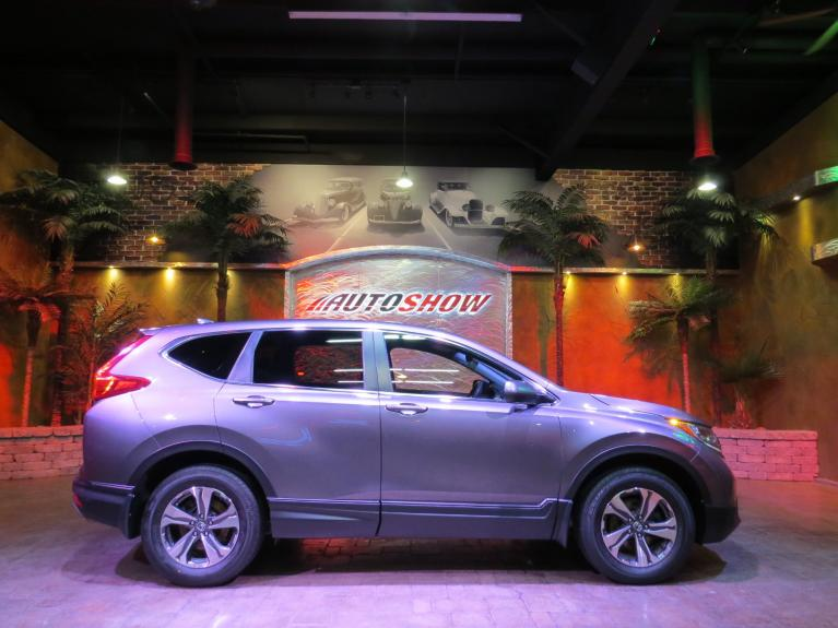 Used 2018 Honda CR-V LX AWD - Htd Seats, B.Up Cam, R.Start! for sale $24,800 at Auto Show Sales and Finance in Winnipeg MB R3Y 1G5 1