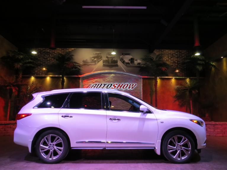 Used 2015 INFINITI QX60 AWD - DVD, Pano Roof, Nav, Htd Lthr!! for sale $26,875 at Auto Show Sales and Finance in Winnipeg MB R3Y 1G5 2