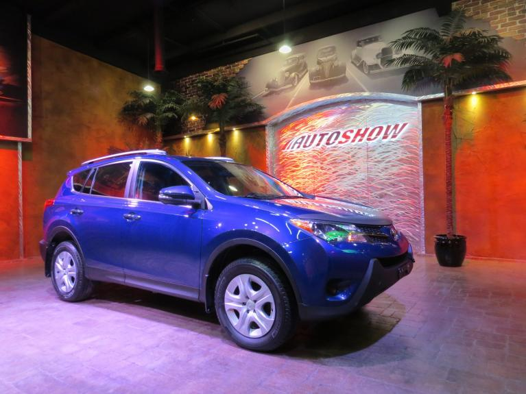 Used 2015 Toyota RAV4 LE AWD - Htd Seats, B.Up Cam, B.Tooth!! for sale $18,866 at Auto Show Sales and Finance in Winnipeg MB