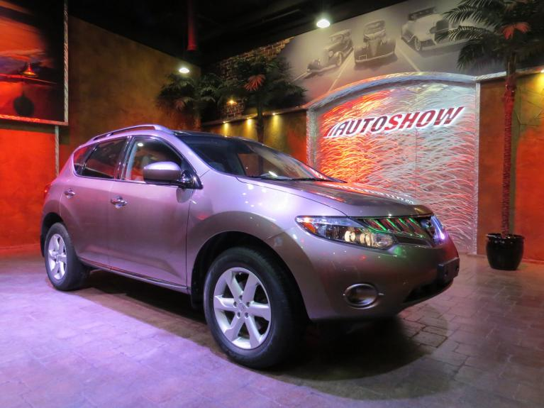Used 2010 Nissan Murano Low K SL AWD!  Pano Roof & Htd Seats!! for sale Sold at Auto Show Sales and Finance in Winnipeg MB R3Y 1G5 2