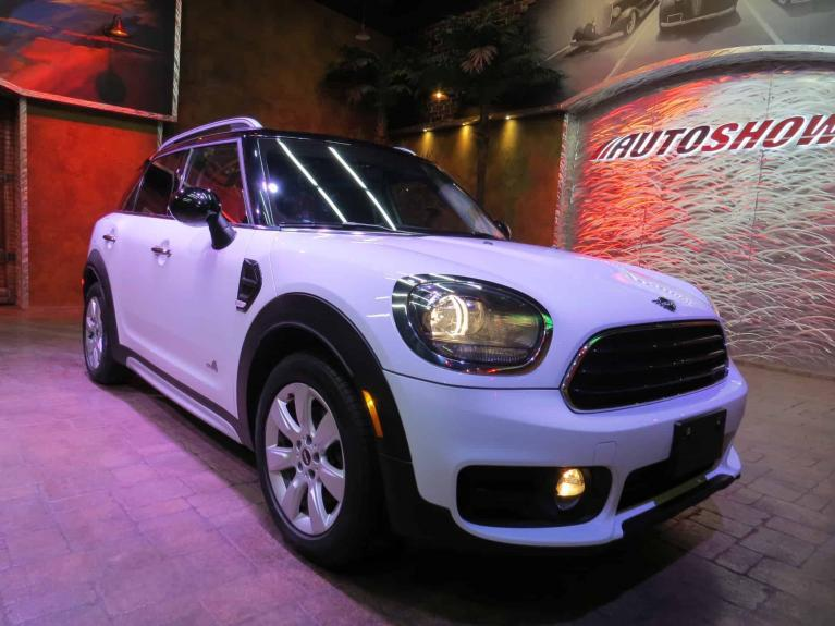 Used 2019 MINI Countryman ALL4 AWD - Pano Roof & Htd Lthr!! for sale $29,975 at Auto Show Sales and Finance in Winnipeg MB R3Y 1G5 2