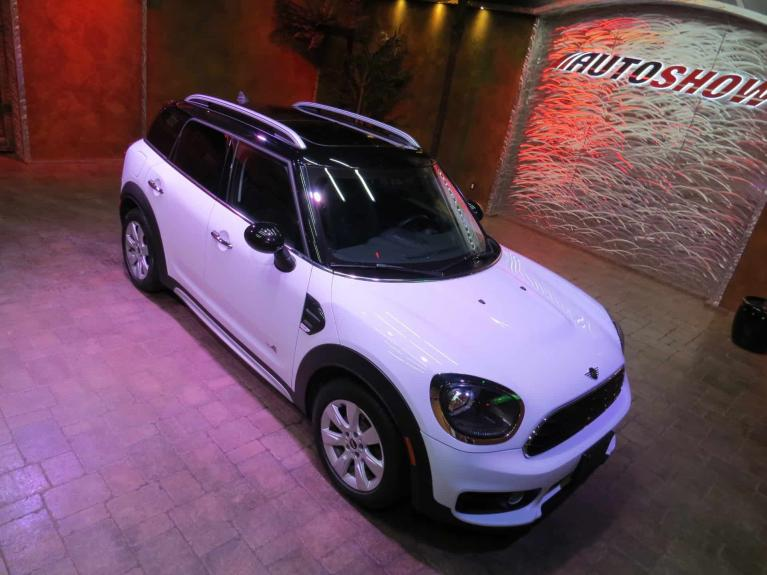 Used 2019 MINI Countryman ALL4 AWD - Pano Roof & Htd Lthr!! for sale $29,975 at Auto Show Sales and Finance in Winnipeg MB R3Y 1G5 1