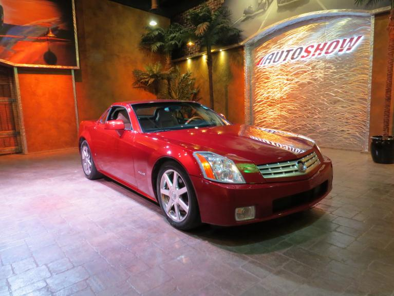 Used 2007 Cadillac XLR ROADSTER !!!  rare and Low K!! for sale $27,600 at Auto Show Sales and Finance in Winnipeg MB