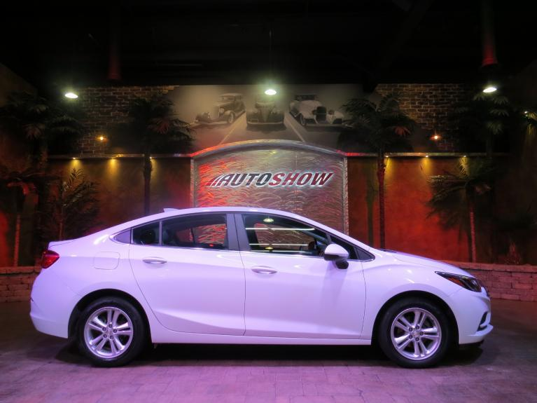 Used 2018 Chevrolet Cruze LT w/ Htd Seats, Android, Apple, B.Up Cam! for sale Sold at Auto Show Sales and Finance in Winnipeg MB R3Y 1G5 2