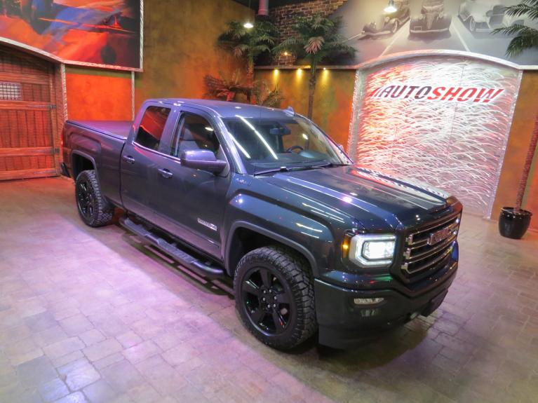 Used 2017 GMC Sierra 1500 Elevation 4WD - Upgraded & Accessorized!! for sale $33,600 at Auto Show Sales and Finance in Winnipeg MB
