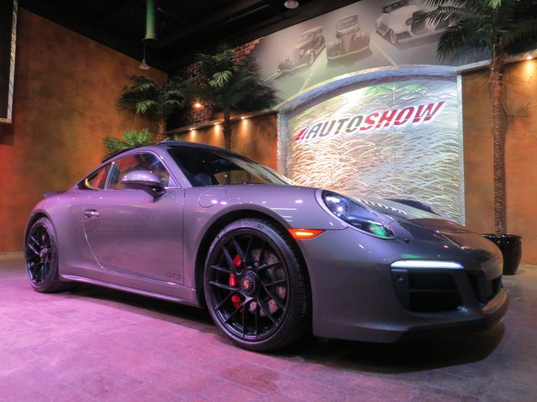 Used 2017 Porsche 911 ** 911 CARRERA 4 GTS !!! ** for sale Sold at Auto Show Sales and Finance in Winnipeg MB R3Y 1G5 1
