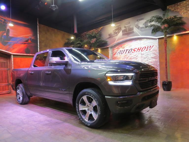 Used 2019 Ram 1500 Rebel/Sport - Pano Roof & Htd Lthr! for sale Sold at Auto Show Sales and Finance in Winnipeg MB R3Y 1G5 2