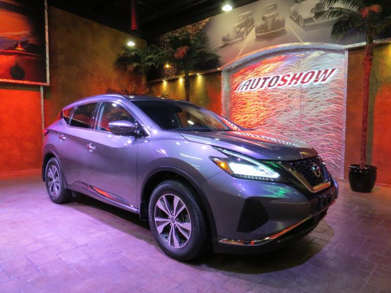 Used 2019 Nissan Murano SV AWD - Pano Roof, Nav, Htd Steering! for sale $29,997 at Auto Show Sales and Finance in Winnipeg MB R3Y 1G5 2