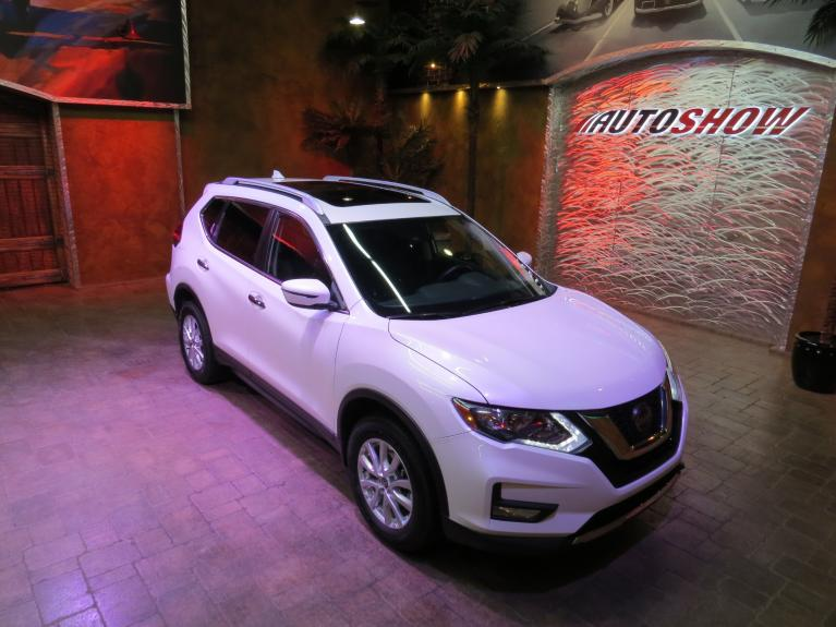 Used 2019 Nissan Rogue SV AWD - Pano Roof, Htd Seats, R.Start! for sale $25,355 at Auto Show Sales and Finance in Winnipeg MB