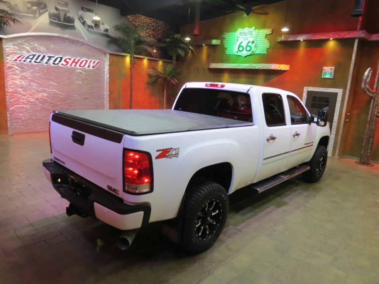 Used 2013 GMC Sierra 3500HD Denali Z71 Duramax! absolutely GORGEOUS!! for sale $39,800 at Auto Show Sales and Finance in Winnipeg MB