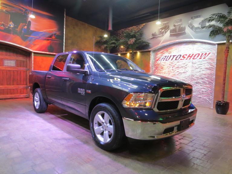 Used 2019 Ram 1500 Classic SLT 4x4 Hemi Crew - B.Up Cam & B.Tooth! for sale $34,800 at Auto Show Sales and Finance in Winnipeg MB R3Y 1G5 2