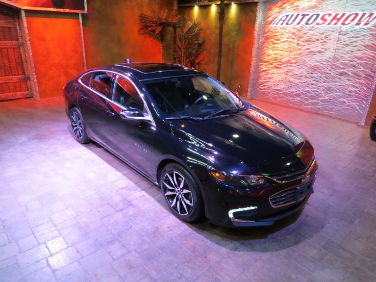 Used 2017 Chevrolet Malibu LT - Htd Lthr, Pano Roof, Navigation for sale Sold at Auto Show Sales and Finance in Winnipeg MB R3Y 1G5 1