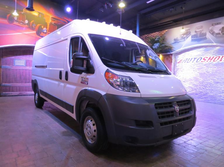 Used 2018 Ram ProMaster Cargo Van 3500 HR 159-in. (XL) WB w/ Nav & B.Up Cam! for sale $35,875 at Auto Show Sales and Finance in Winnipeg MB R3Y 1G5 2