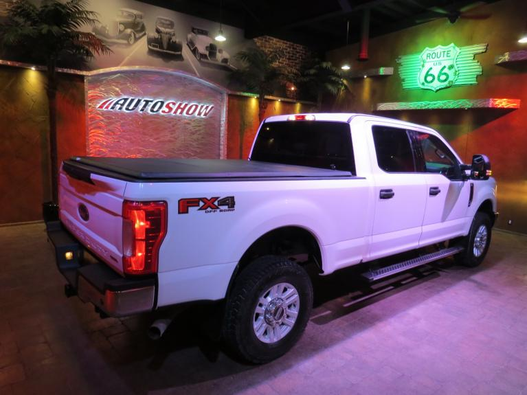 Used 2017 Ford Super Duty F-250 FX4 Crew 4X4 - R. Start, B. Up Cam, Tow Pkg! for sale $40,800 at Auto Show Sales and Finance in Winnipeg MB