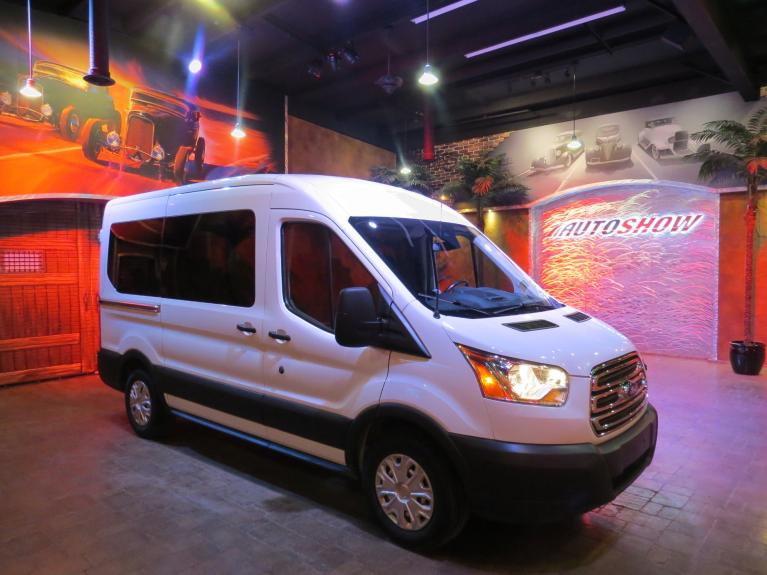 Used 2017 Ford Transit Passenger Wagon XLT EcoBoost - 10 Pass, Pwr Htd Seat! for sale $36,580 at Auto Show Sales and Finance in Winnipeg MB