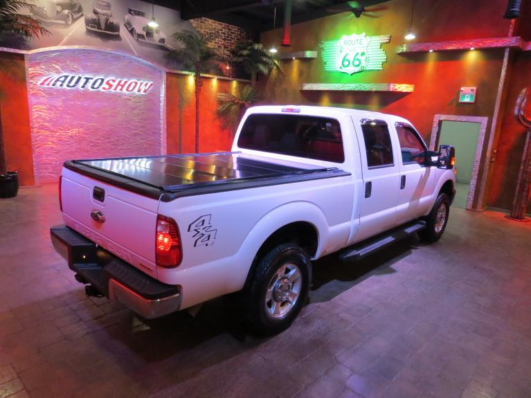 Used 2014 Ford Super Duty F-250 ** LOW LOW K and IMMACULATE!! ** for sale $34,600 at Auto Show Sales and Finance in Winnipeg MB R3Y 1G5 2