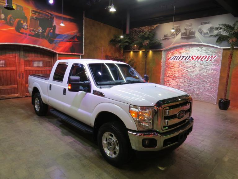 Used 2014 Ford Super Duty F-250 ** LOW LOW K and IMMACULATE!! ** for sale $34,600 at Auto Show Sales and Finance in Winnipeg MB