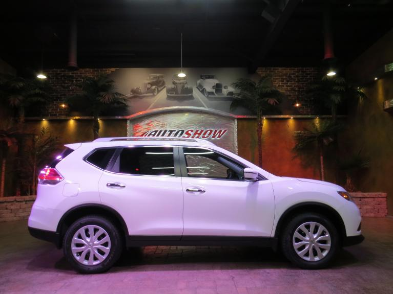 Used 2016 Nissan Rogue AWD - Backup Cam & Bluetooth! for sale Sold at Auto Show Sales and Finance in Winnipeg MB R3Y 1G5 2