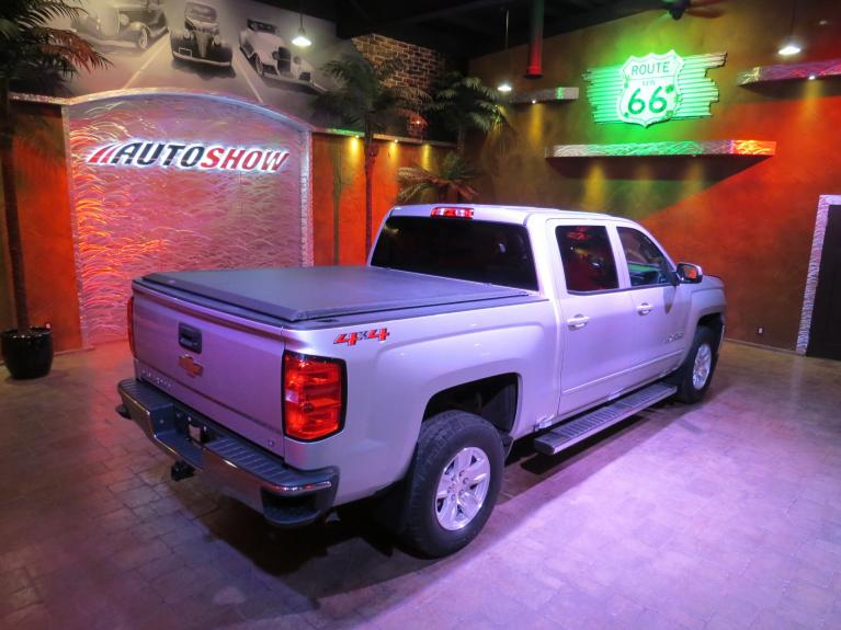 Used 2018 Chevrolet Silverado 1500 LT True North Ed. - Htd Seats & T.Screen! for sale $30,800 at Auto Show Sales and Finance in Winnipeg MB R3Y 1G5 2