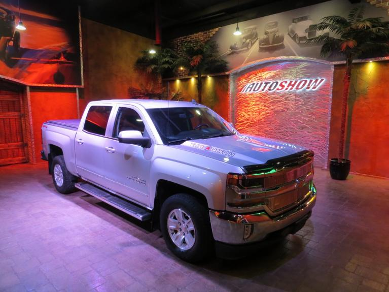 Used 2018 Chevrolet Silverado 1500 LT True North Ed. - Htd Seats & T.Screen! for sale $30,760 at Auto Show Sales and Finance in Winnipeg MB